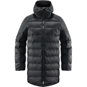 Haglöfs Dala Mimic Parka Damer, true black